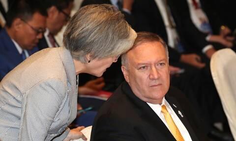 ΗΠΑ και Αίγυπτος συμφώνησαν στην ανάγκη να εξευρεθεί «πολιτική λύση» για τη σύρραξη στη Λιβύη