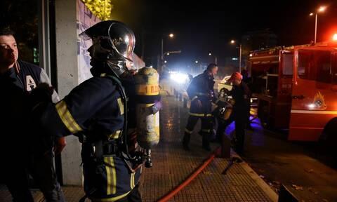 Πυρκαγιά σε φούρνο στο Ελληνικό