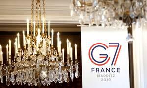 G7: Η σύνοδος κορυφής ίσως ολοκληρωθεί χωρίς να εκδοθεί κοινή ανακοίνωση