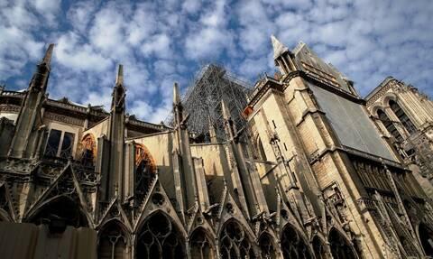 Πώς θα αναστυλώσουν την Παναγία των Παρισίων – Εντυπωσιακές εικόνες