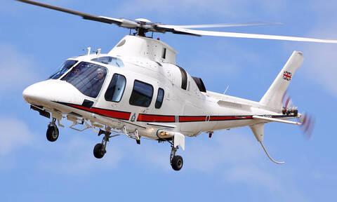 Πτώση ελικοπτέρου στον Πόρο - Γαλατά: Γιατί έπεσε το Agusta A109; Πήρε φωτιά στον αέρα!