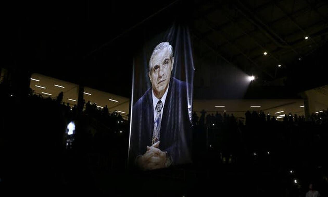 Παναθηναϊκός ΟΠΑΠ: «Για πάντα στις καρδιές μας ο Παύλος Γιαννακόπουλος»