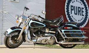 Απίστευτο: Πωλείται η Harley Davidson του βασιλιά της Rock 'n' Roll! (pics+vid)