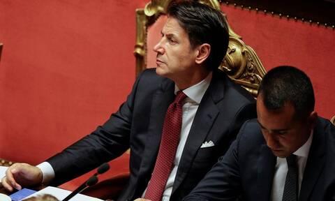 Πολιτική κρίση στην Ιταλία: Παραιτήθηκε ο πρωθυπουργός Τζουζέπε Κόντε