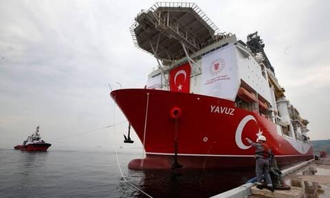 ΗΠΑ σε Τουρκία: Να φύγει το «Γιαβούζ» από την Κύπρο