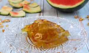 Γλυκό του κουταλιού καρπούζι
