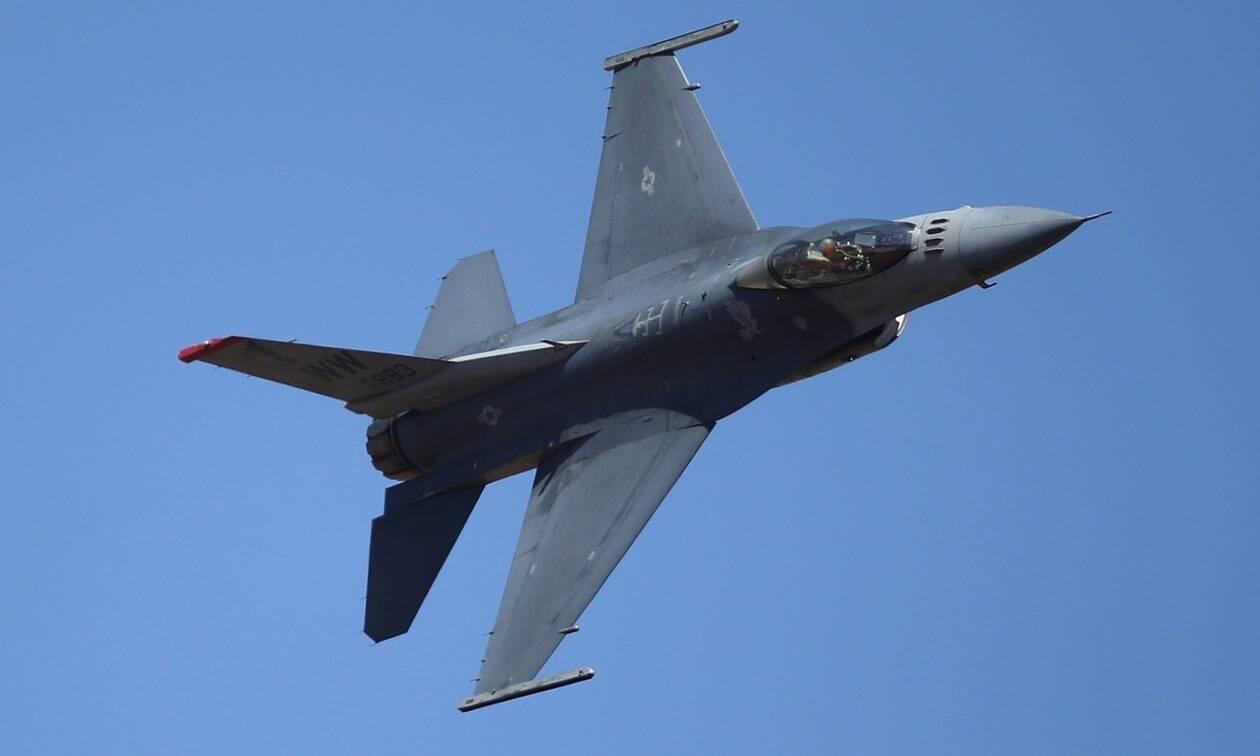 ΗΠΑ: Το Στέιτ Ντιπάρτμεντ ενέκρινε την πιθανή πώληση μαχητικών αεροσκαφών F-16 στην Ταϊβάν