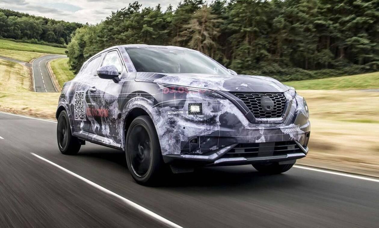 Νέο Nissan Juke: επίσημη πρεμιέρα στις 3 Σεπτεμβρίου