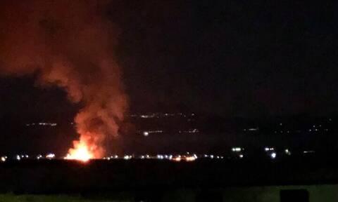 Φωτιά ΤΩΡΑ: Μεγάλη πυρκαγιά στο Καινούργιο Αγρινίου