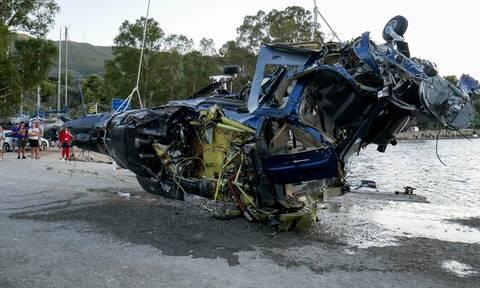 Πτώση ελικοπτέρου στον Πόρο: Έτσι έγινε η τραγωδία - Μηχανική βλάβη ή ανθρώπινο λάθος;