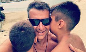 Γιώργος Λιάγκας: Η νέα απόδραση με τα παιδιά του λίγο πριν επιστρέψει στην τηλεόραση (vid)