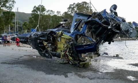 В Греции разбился вертолет, погибли двое россиян