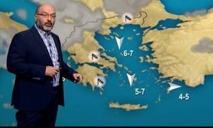 Καιρός: «Προσοχή από την Παρασκευή»! Η προειδοποίηση του Σάκη Αρναούτογλου (Video)
