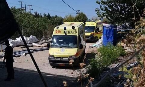 Θεσσαλονίκη: Σοβαρός τραυματισμός εργάτη - Έπεσε από οικοδομή