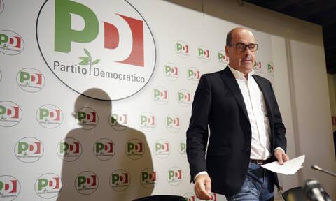 Ιταλία: «Ναι» υπό όρους για νέα κυβέρνηση με το Κίνημα 5 Αστέρων λέει το Δημοκρατικό Κόμμα