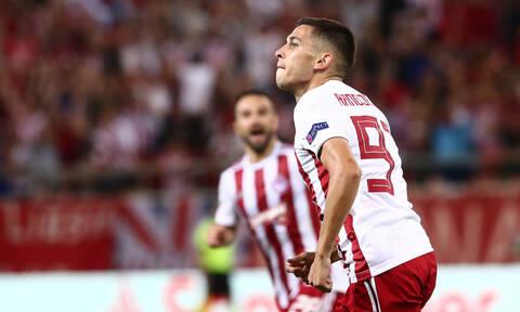 Ολυμπιακός-Κρασνοντάρ 4-0: «Πάρτι» από Ραντζέλοβιτς - «Αγγίζει» το Champions League