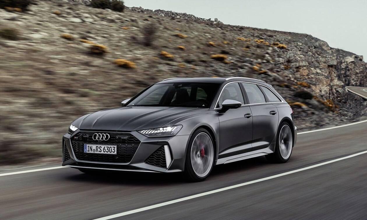Audi RS 6 Avant: Με 600 άλογα και απίστευτες επιδόσεις