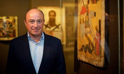 В Греции в результате крушения вертолета погиб основатель Музея русской иконы Михаил Абрамов