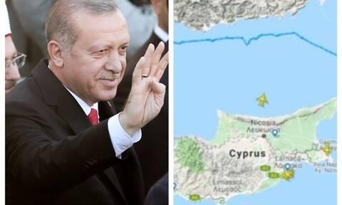 Τουρκικά drones «σαρώνουν» Αιγαίο, Κύπρο: Αυτοί είναι οι χάρτες της διαδρομής τους (pics)