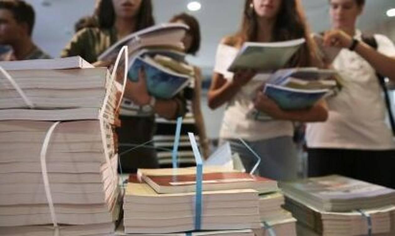 Υπουργείο Παιδείας: Στα σχολεία τα βιβλία - Θα καλυφθούν άμεσα όλες οι κενές θέσεις