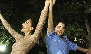 Δέσποινα Βανδή: Ο γιος της είχε γενέθλια - Οι φώτο με τους διάσημους καλεσμένους & την τούρτα (pics)