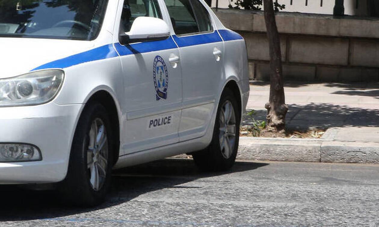 Αστυνομικός έπαθε έγκαυμα μέσα στο περιπολικό - Δείτε τι συνέβη ...