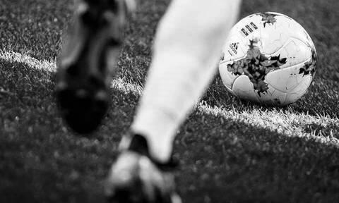 Θρήνος: Πέθανε πασίγνωστος ποδοσφαιριστής – Ήταν μόνο 40 ετών