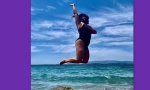 Δανάη Μπάρκα: Αυτή είναι η πιο τολμηρή φωτογραφία της και δεν πρέπει να τη χάσεις!