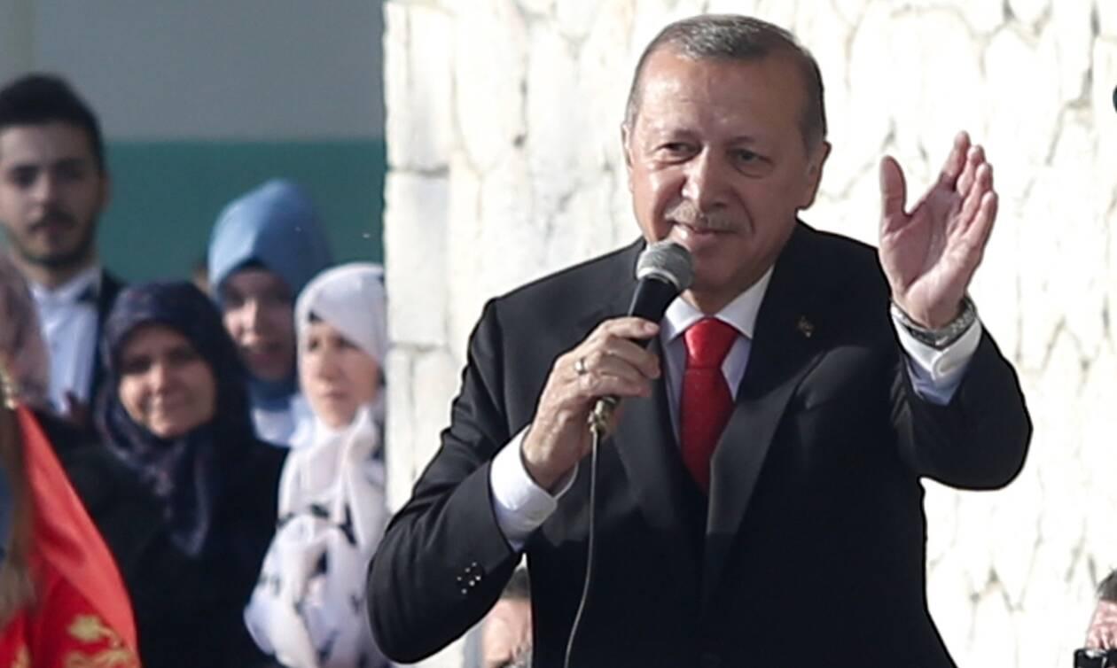 Εκτός ελέγχου ο Ερντογάν: Αγνοεί τις ΗΠΑ - «Θα συνεχίσουμε τις γεωτρήσεις»