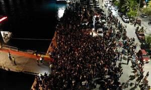 Σαμοθράκη: Πρόβλημα και πάλι στην ακτοπλοϊκή σύνδεση με την Αλεξανδρούπολη