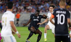 Σλόβαν Μπρατισλάβας-ΠΑΟΚ 1-0: Την «πάτησε» στο φινάλε, πάει για ανατροπή στην Τούμπα! (video+photos)