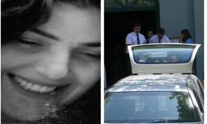 Ελισάβετ Ναζλίδου: Ράγισαν καρδιές στην κηδεία της αγαπημένης ηθοποιού (pics)