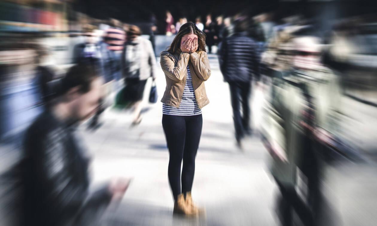 Φοβίες: Ποιες είναι οι πιο σπάνιες και πώς θα τις αντιμετωπίσετε