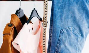 Πώς να κάνεις το ξεσκαρτάρισμα που πάντα ήθελες στην ντουλάπα σου, έχοντας την συνείδησή σου καθαρή