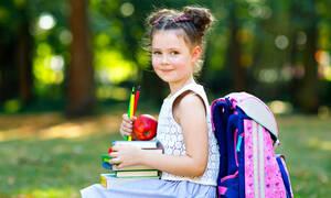 Τι πρέπει να προσέξετε όταν θα επιλέξετε τη σχολική τσάντα του παιδιού