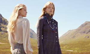 Η νέα συλλογή της Chloé για το Φθινόπωρο '19 εξερευνά τα πιο οικεία μέρη της καρδιάς μας