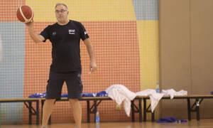 Παγκόσμιο Κύπελλο Μπάσκετ: Αισιοδοξία για Σλούκα από τον τεχνικό της Εθνικής Ελλάδας