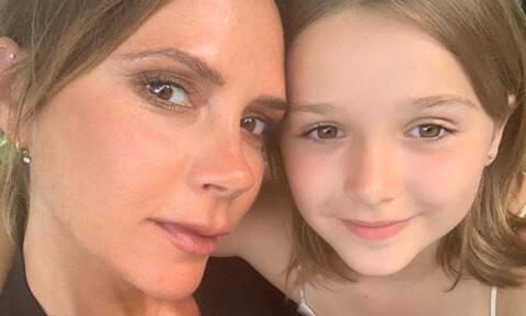 Victoria Beckham: Δείτε τι έκανε η Harper για πρώτη φορά στις οικογενειακές τους διακοπές (vid)