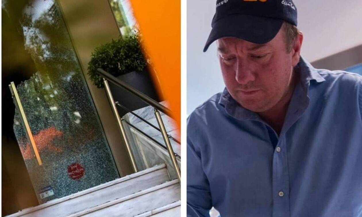 Rouvikonas stages attack on celebrity chef's restaurant