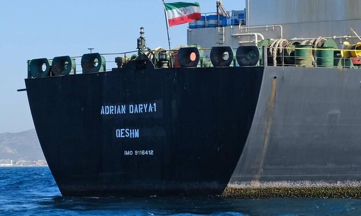 Ιρανικό τάνκερ Grace 1: Απειλή ή ευκαιρία για την Ελλάδα;