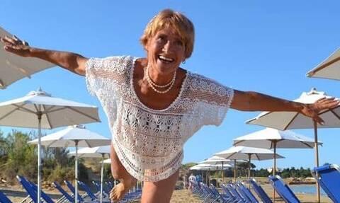 Σούπερ Ελληνίδα γιαγιά: Διεκδικεί θέση στο ρεκόρ Γκίνες - Δείτε τι θα κάνει (pics-vid)