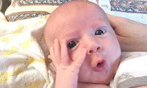 100 απίστευτες αντιδράσεις μωρών - Θα ξεκαρδιστείτε στα γέλια (vid)
