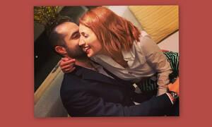 Μαρία Ηλιάκη: Η πιο ρομαντική φωτογραφία με τον αγαπημένο της από τις διακοπές στην Κρήτη