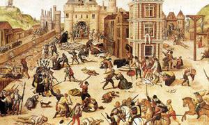 Σαν σήμερα το 1572 συνεβη η νύχτα του Αγίου Βαρθολομαίου