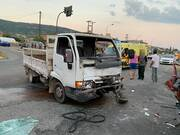 Αγρίνιο Tροχαίο με τρεις τραυματίες  στην Εθνική Οδό Αντιρρίου - Ιωαννίνων