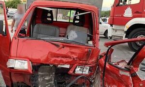 Αγρίνιο: Tροχαίο με τρεις τραυματίες  στην Εθνική Οδό Αντιρρίου - Ιωαννίνων