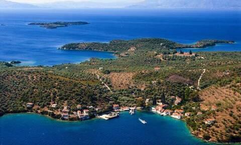 Το μικρό νησάκι - παράδεισος της Ελλάδας που δεν φαίνεται στους χάρτες