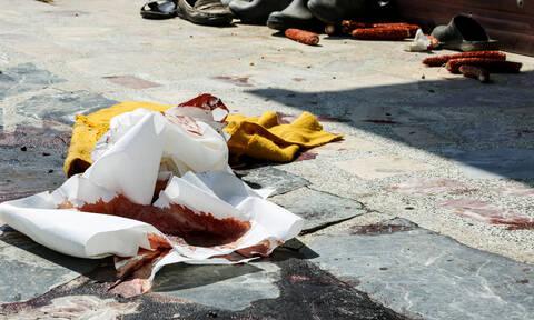 Καβάλα: Μπροστά στα μάτια των παιδιών το φονικό - Βγήκαν και είδαν τη γιαγιά τους νεκρή