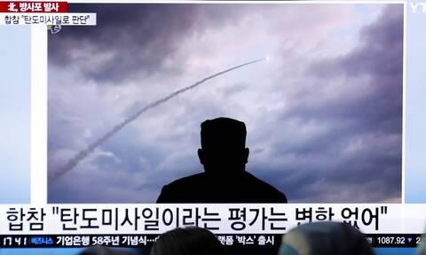 Βόρεια Κορέα: Νέες εκτοξεύσεις πυραύλων «αγνώστου τύπου» από την Πιονγκιάνγκ