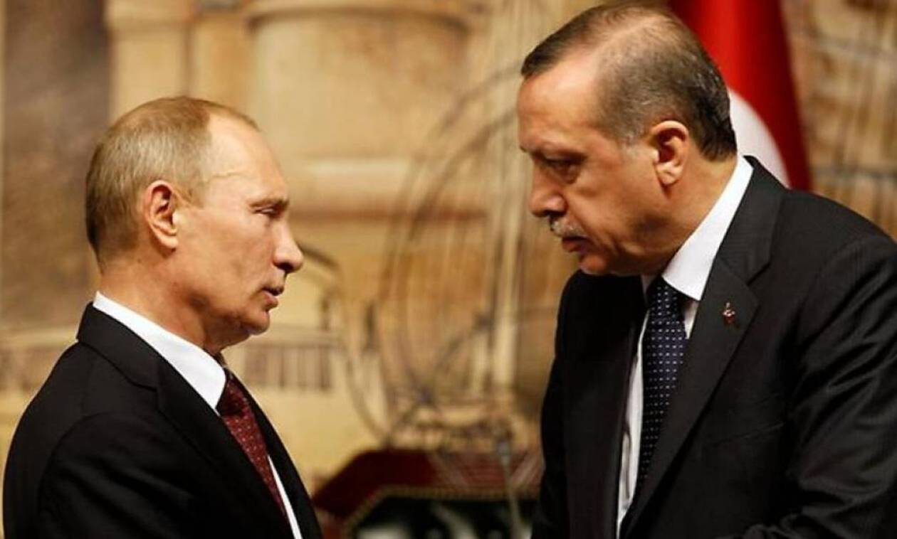 Έξαλλος ο Πούτιν με τον Ερντογάν: Τον «κατσάδιασε» για τις κινήσεις στη Συρία